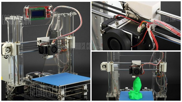 3D принтер jgaurora z — 605s