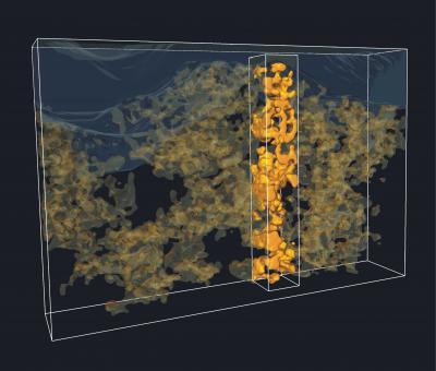 3D-визуализация внутренностей солнечных ячеек