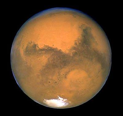 А может быть, мы все — марсиане?