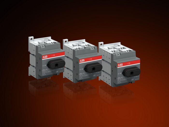 Abb выбирает dupont™ zytel® fr — огнестойкий полиамид для переключателей постоянного тока, используемых в сложных условиях
