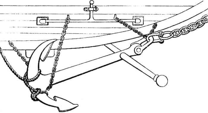 Адмиралтейские якоря