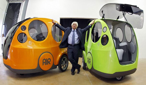 Airpod - автомобиль, питающийся воздухом