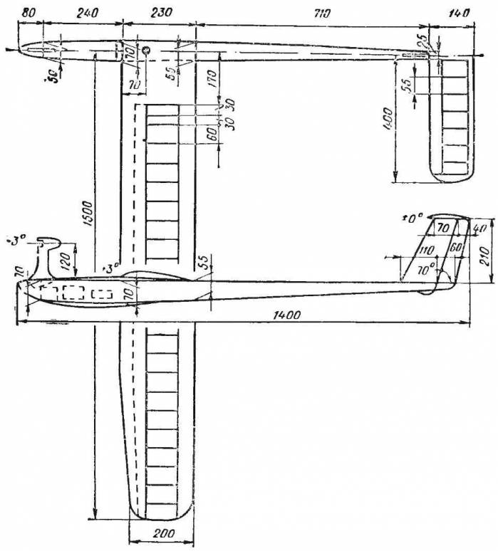 «Аякс» и профиль эпллер «е-385» и «е-387»