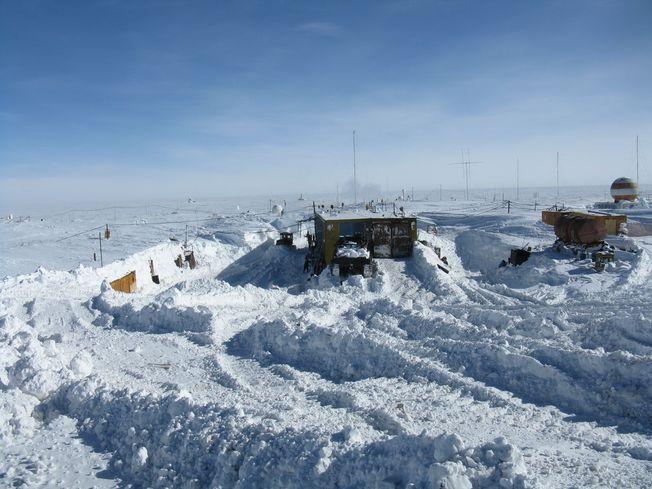 Антарктида потепления не ощутила