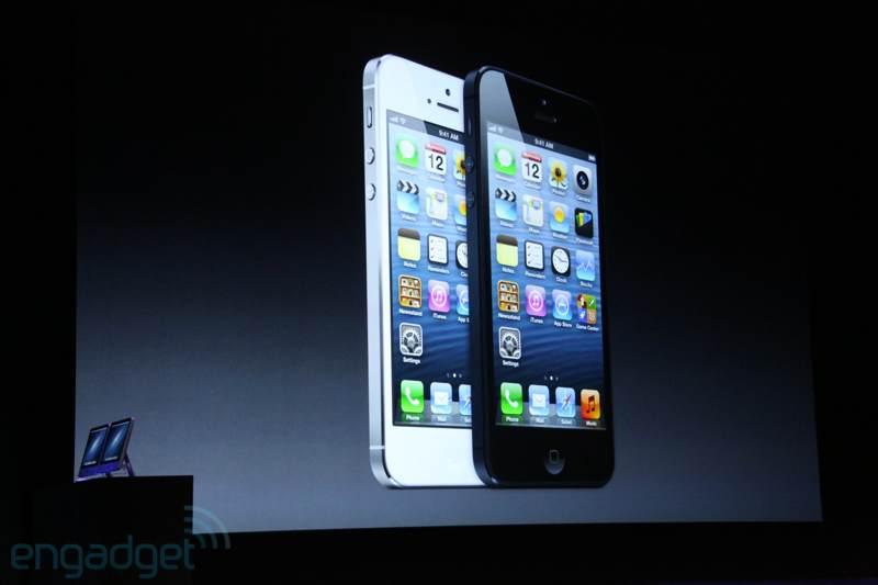 Apple iphone 5. все тайное стало явным...
