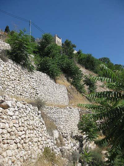 Археолог заявил об открытии крепости царя давида