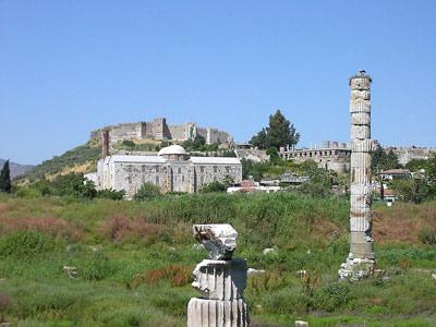 Археологи возобновят раскопки в храме артемиды эфесской