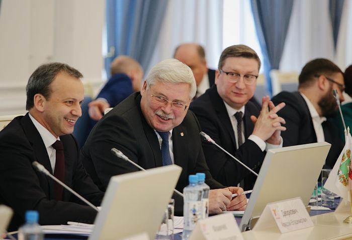 Ассоциация инновационных регионов россии подвела итоги года