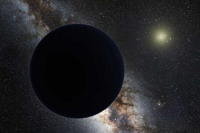 Астрономы увидели свет необычной экзопланеты