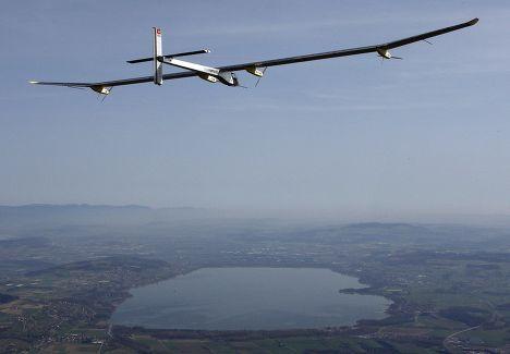 Авиация и перспективы использования солнечной энергии с использованием нанотехнологий