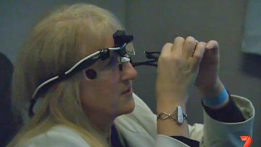 Австралийцы имплантировали первый в мире бионический глаз