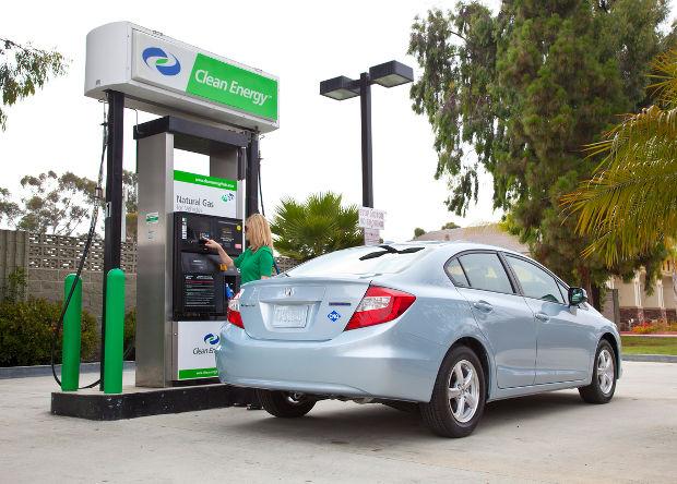 Автомобили оснастят впитывающими метан «губками»
