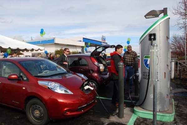 Бензиновые авто чище электромобиля? бывает и так