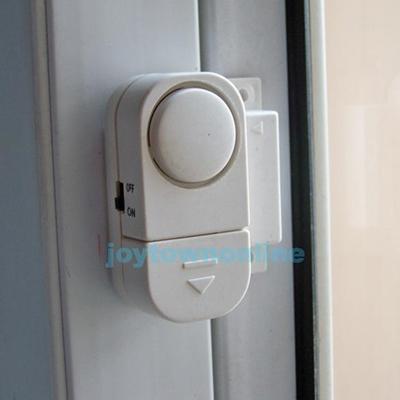 Беспроводная охранная сигнализация на дверь