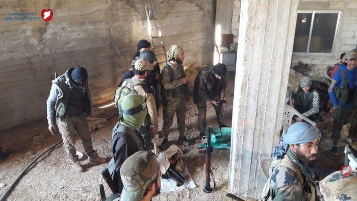 Боевики заменили смертника беспилотной лодкой