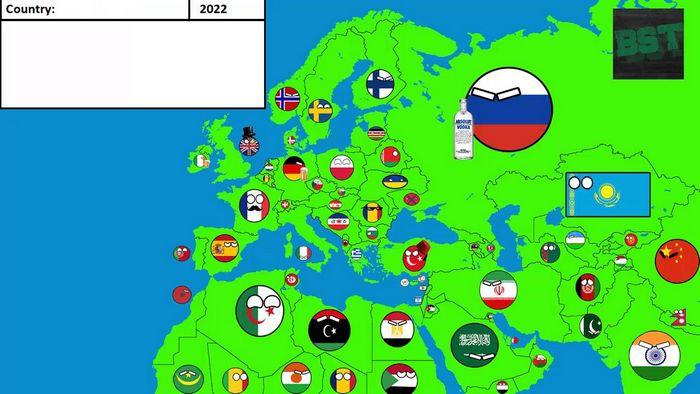 Будущее европы - под африкой