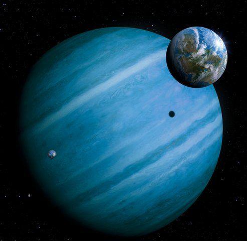 Была ли жизнь на марсе, мы до сих пор не знаем, но, возможно, она есть на экзопланетах
