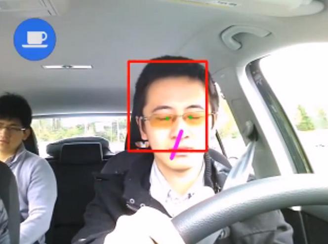 Carsafe – смартфон советует водителю выпить чашку кофе
