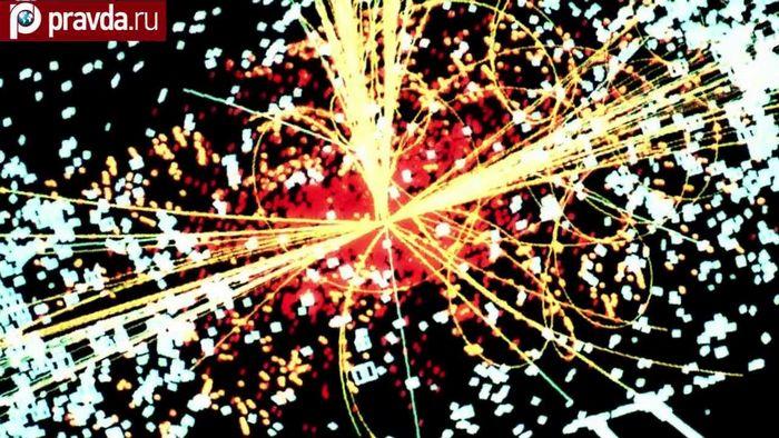 Частица бога – бозон хиггса найден