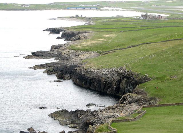 Черепки рассказали о «противоречивой» диете викингов шотландии