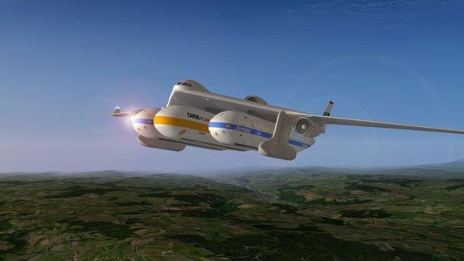 Clip-air — и самолет и поезд полвека спустя