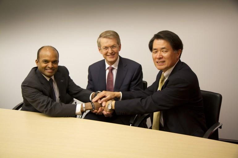 Daimler, ford и nissan объединяют усилия для создания коммерческих водородных элементов