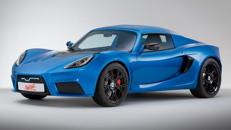 Detroit electric sp.01 – самый быстрый электромобиль, с интегрированным смартфоном