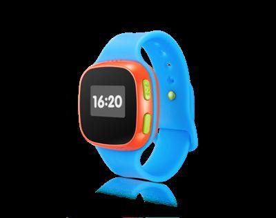 Детские «умные часы» alcatel onetouch caretime с gps для контроля за ребенком