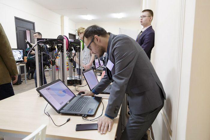 Детский технопарк «кванториум» открылся в туле