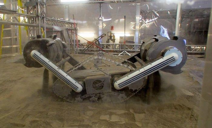 Добыча полезных ископаемых надругих планетах