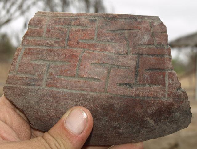 Древнейшая керамика южной америки?
