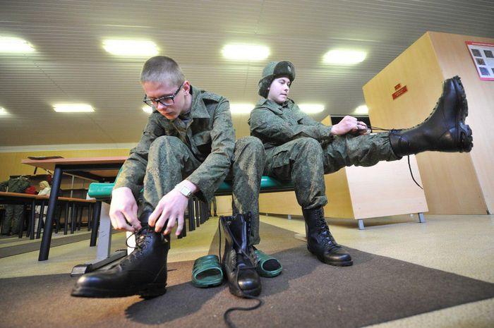 Думающее нижнее белье для солдат