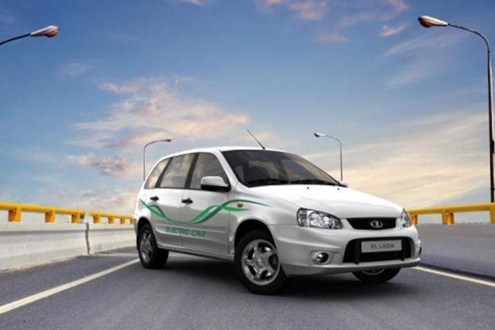 El lada и российская программа по внедрению электромобилей в ставрополье
