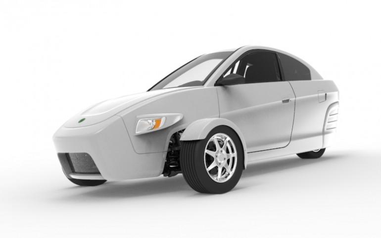 Elio – самый дешевый американский автомобиль, который закон считает мотоциклом