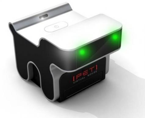 Evomouse и magic cube: новая компьютерная мышь и проектор клавиатуры