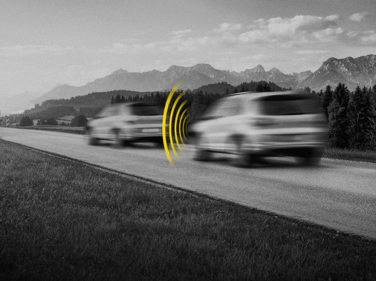 Европа внедряет автономные системы торможения автомобилей