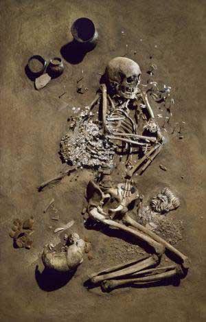 Европейские охотники 2 тысячи лет сосуществовали с земледельцами
