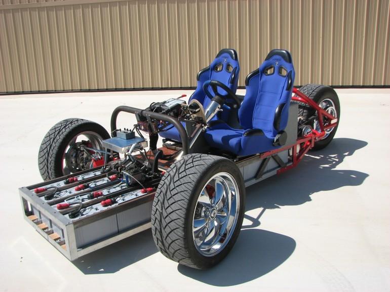 Ez-ev – электромобиль с «открытым кодом»