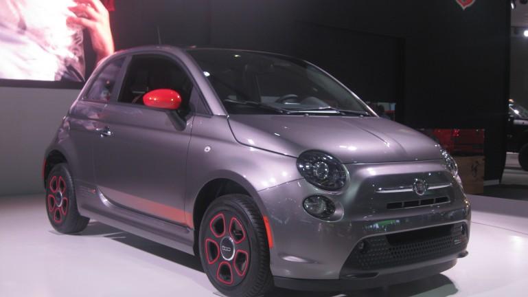 Fiat 500e – электромобиль с нулевым выбросом и убыточными продажами