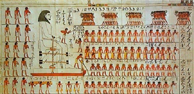 Физики доказали использование мокрого песка при строительстве пирамид