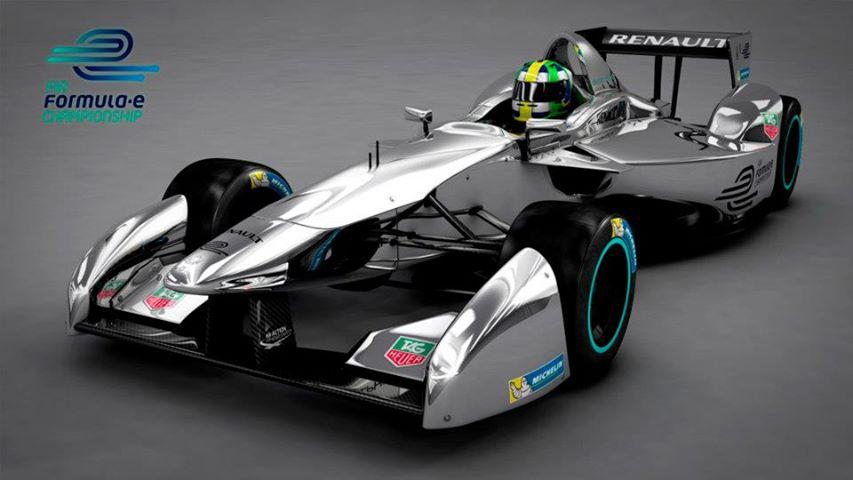 Формула е – чемпионат гоночных электромобилей