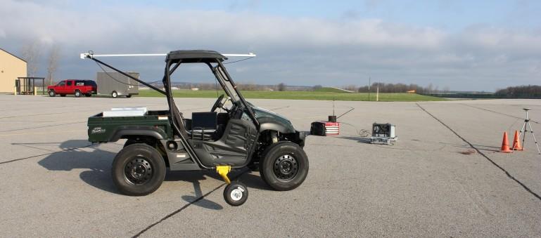 Fwia – электромобиль с независимым приводом четырех колес