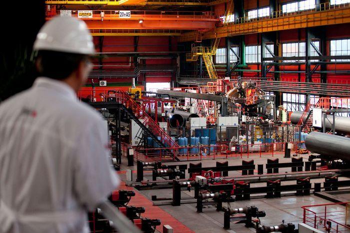 «Газпром» признал систему менеджмента качества завода «этерно» эффективной