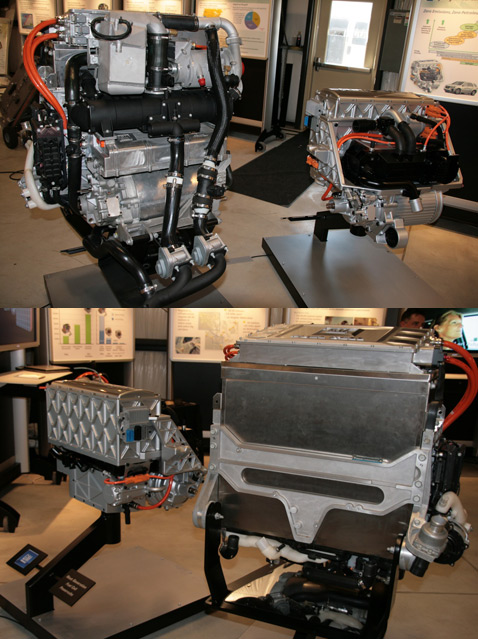 General motors построила водородные элементы нового поколения