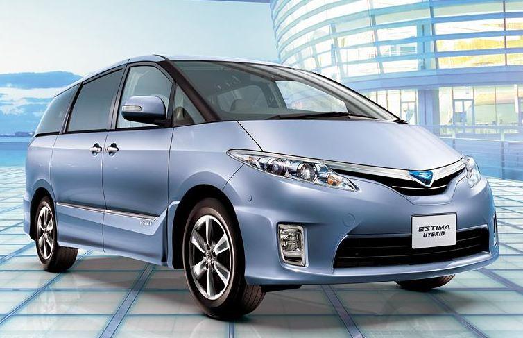 Гибридные авто помогают пострадавшим от катастрофы в японии