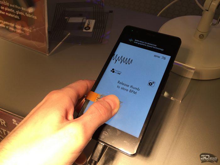 Графеновые пленки позволят создать гибкую электронику