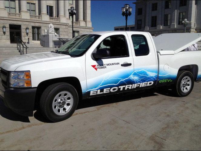 Грузовой электромобиль от via motors тестируется американскими энергетиками