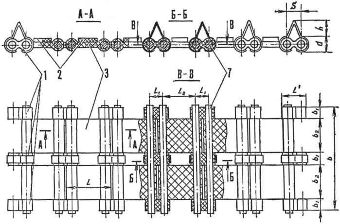 Гусеница из электрического провода