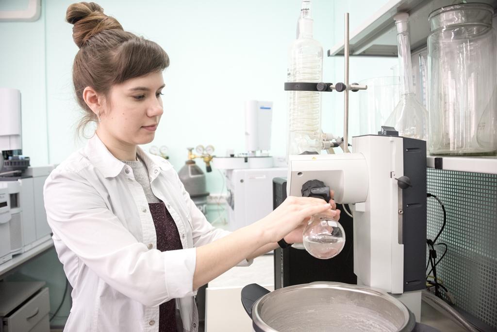 Химики тгу разработали новые сорбенты для выявления опасных веществ