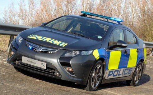 Хороший полицейский - экологически чистый полицейский